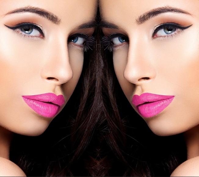 Make up na fotenie - líčenie na fotky