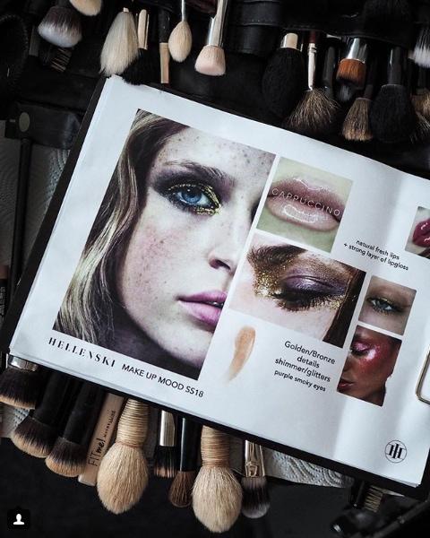 Prehliadkový makeup